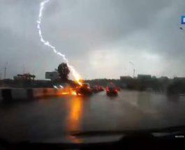 новосибирск молния