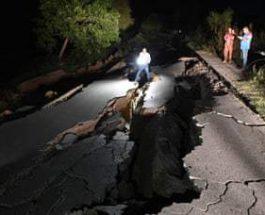 пакистан землетрясение