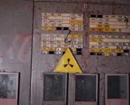 руины четвертого блока Чернобыльской АЭС