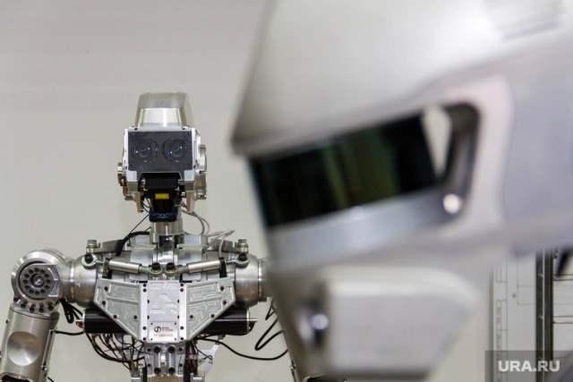 федор робот