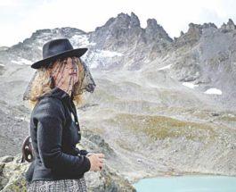 швейцария ледник похороны