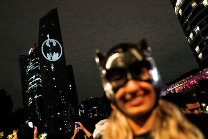 эмблема Бэтмена