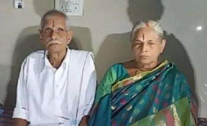 74-летняя индианка