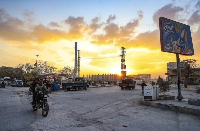 Аль-Баб, Сирия