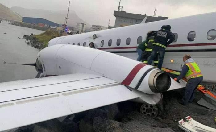 Аляска авиакатастрофа