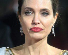 Анджелина Джоли без фотошопа