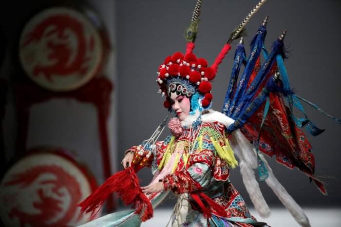 Артист из Пекинской оперы
