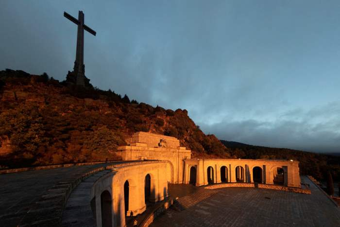 Вид из Сан-Лоренцо, Испания.