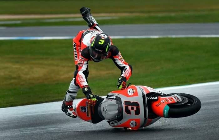 Гонщик Moto2