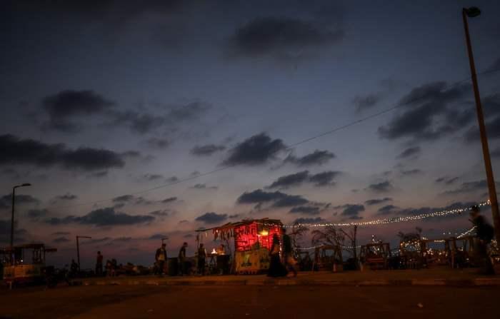 Западный сектор Газа