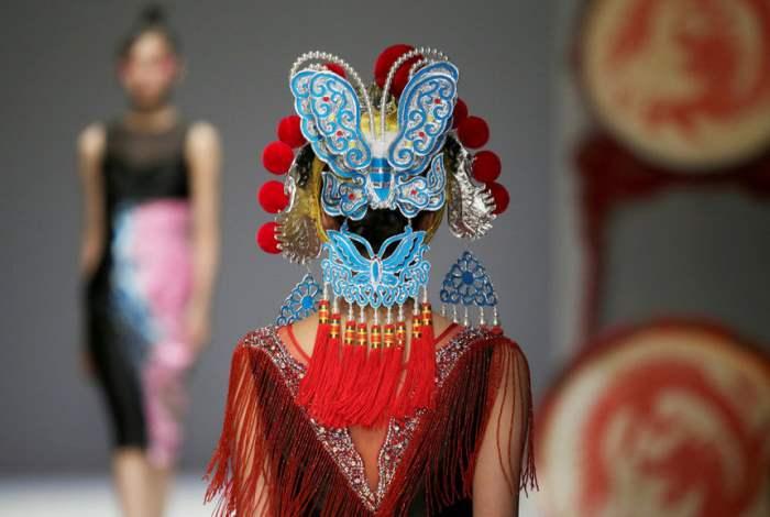 Китайская Неделя Моды.