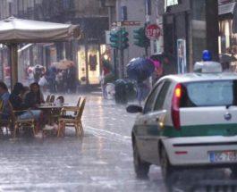 Наводнения затопили Северную Италию