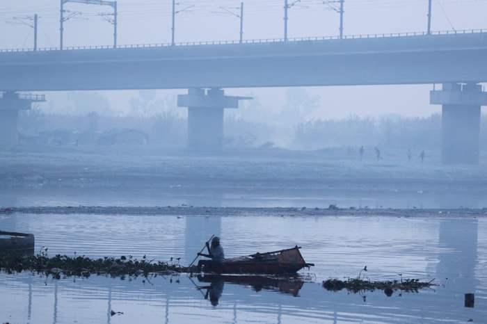 На реке Ямун