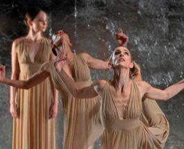 Танцоры Белградского национального театрального балета