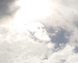 бог в небе