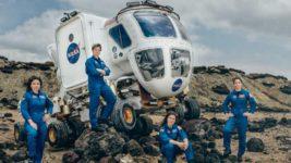 женщины астронавты
