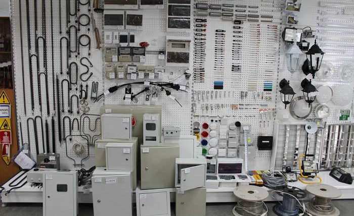 розетки электротовары
