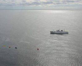 два корабля столкнулись