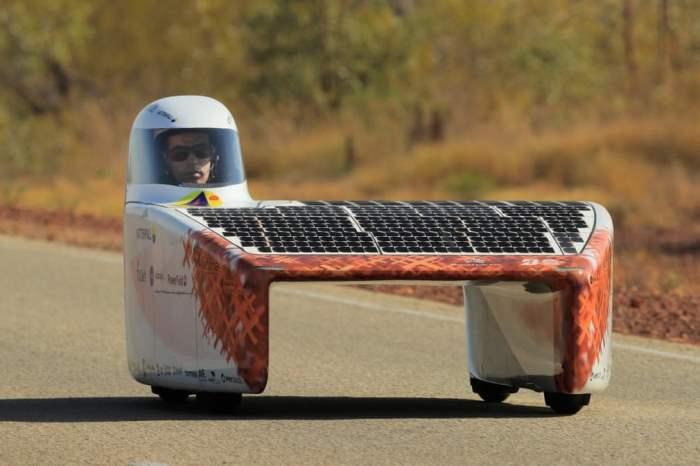 Vattenfall Solar Team Nuna