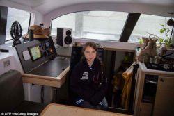 Грета Тунберг нашла транспорт из США в Испанию