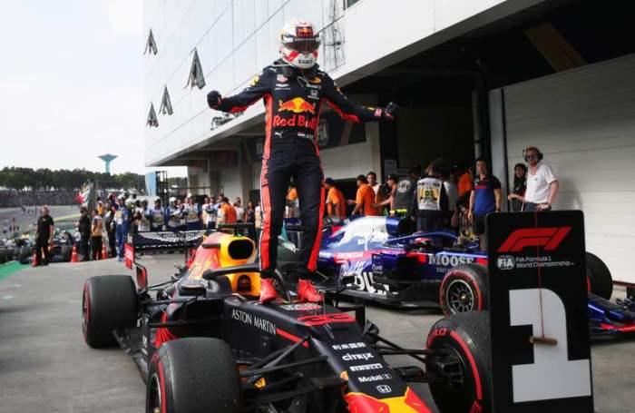 Макс Ферстаппен из Red Bull