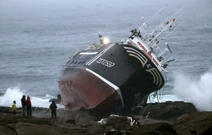 Рыбацкий корабль Дивина-дель-Мар