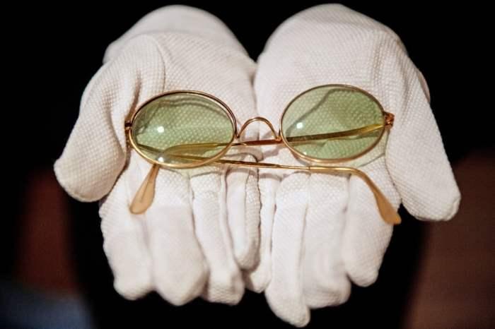 Солнцезащитные очки Джона Леннона