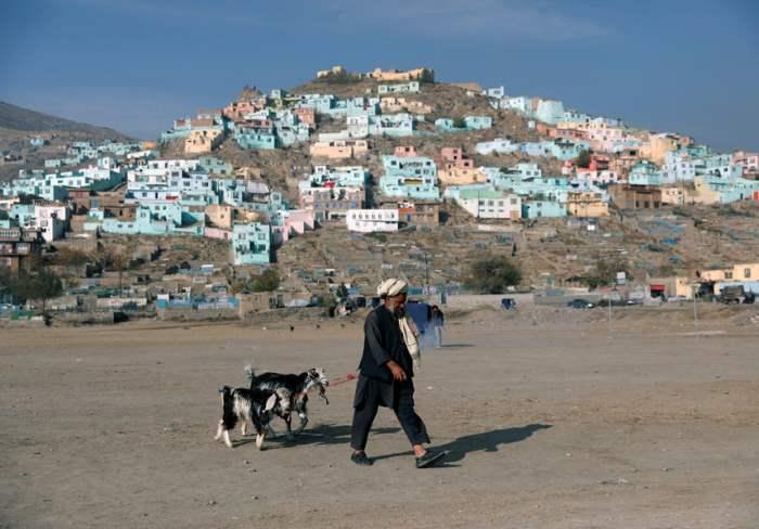 Старая часть Кабула