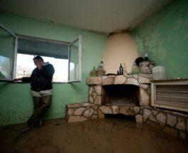 Черногория наводнение