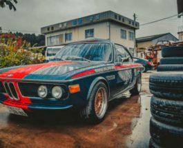 Япония кладбище автомобилей