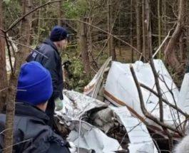 авиакатастрофа канада