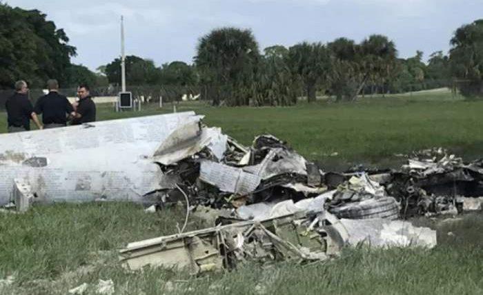 авиашоу во Флориде