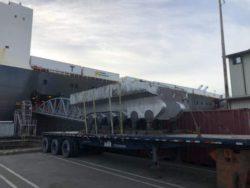 Загадочная боевая машина армии США обнаружена при отправке на Аляску