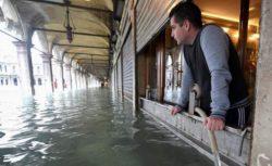 Ученые боятся: Венеции не будет через несколько лет (ВИДЕО)