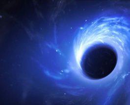 вокруг сверхмассивных черных дыр