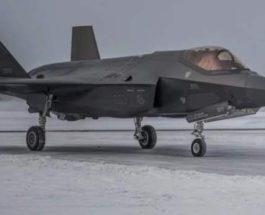готовят летчиков F-35 к арктическим операциям