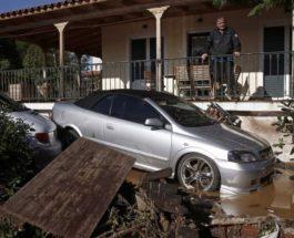 греция наводнение