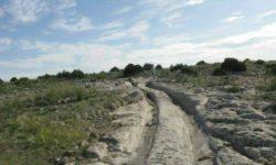 Обнаружены следы транспортных средств древних цивилизаций
