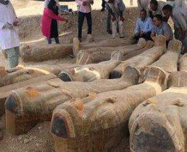 египет саркофаги