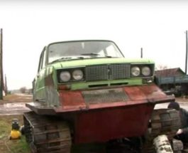 жига танк