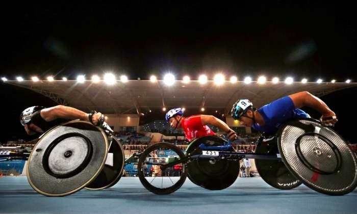 на чемпионате мира по легкой атлетике