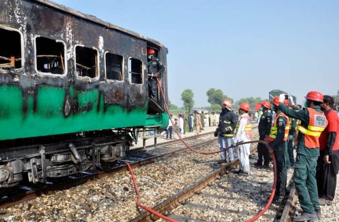 пакистан поезд