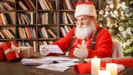письмо Деду Мороз