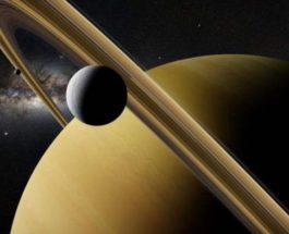 титан луна сатурна