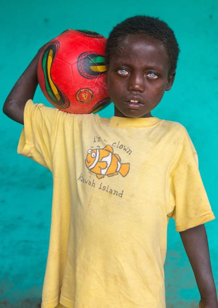 эфиопский мальчик
