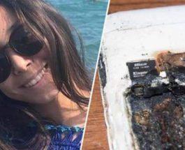 14-летняя школьница погибла от взрыва смартфона