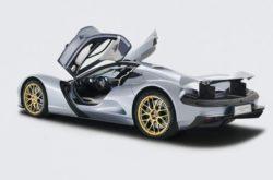 Японцы создали Aspark  – самый мощный серийный автомобиль в мире с 2012 л.с.