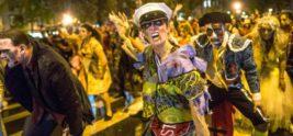 хэллоуин парад