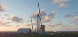 Первый прототип корабля Starship Mk1 взорвался во время испытаний