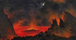 536 год извержение